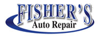 Follow us to Fisher's Auto Repair in Decatur, Illinois